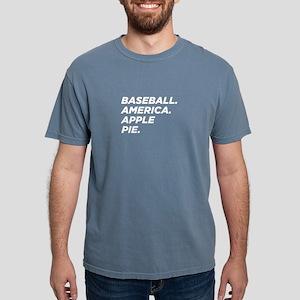 Baseball. America. Apple Pie. - National A T-Shirt