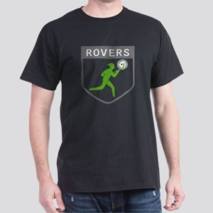 Rovers Black Tee