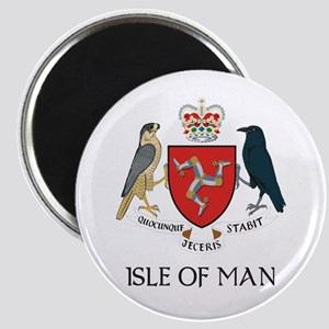 Isle of Man Coat of Arms Magnet