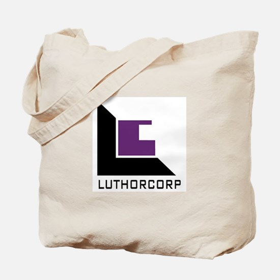 Luthorcorp Tote Bag