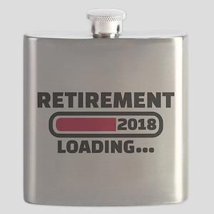 Retirement 2018 loading Flask