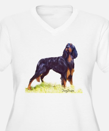 Gordon Setter portrait T-Shirt