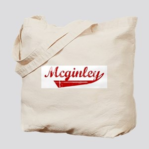 Mcginley (red vintage) Tote Bag