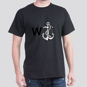W Anchor *Wanker* T-Shirt