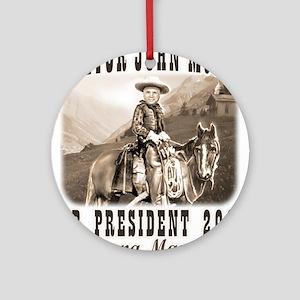 Maverick McCain 2008 Keepsake (Round)