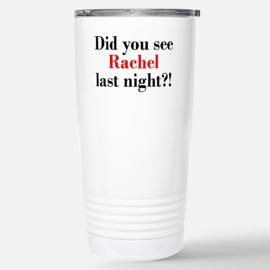 Rachel Fan Mugs