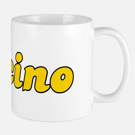 Retro Encino (Gold) Mug