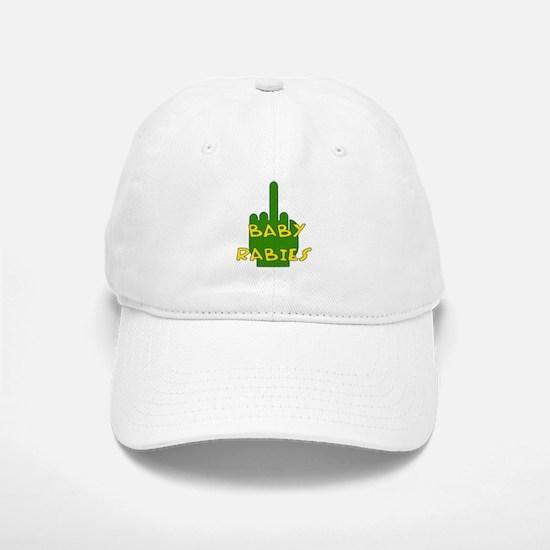 Fuck Baby Rabies Baseball Baseball Cap