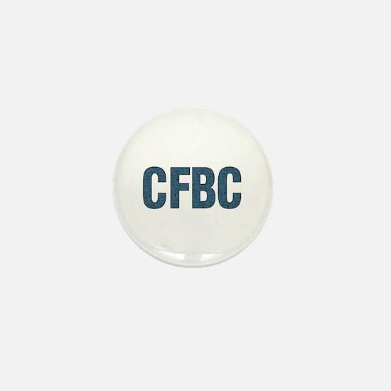 CFBC Blue Logo Mini Button