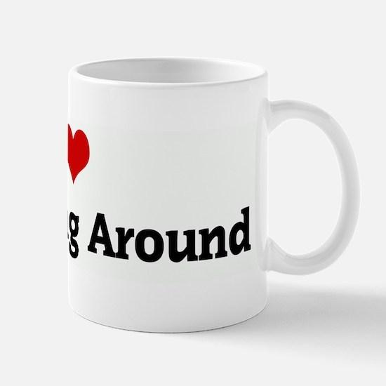 I Love Monkeying Around Mug