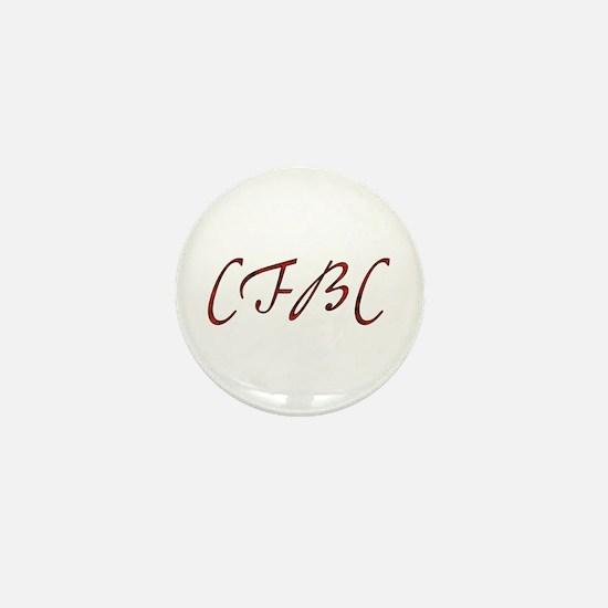 CFBC Red Logo Mini Button