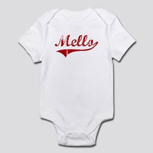 Mello (red vintage) Infant Bodysuit