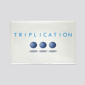 Triplication Rectangle Magnet