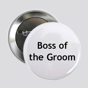 Boss of the Groom Button