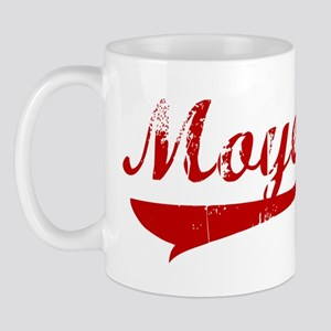 Moyer (red vintage) Mug