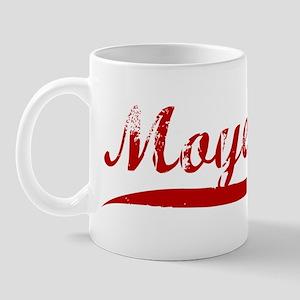 Moyers (red vintage) Mug