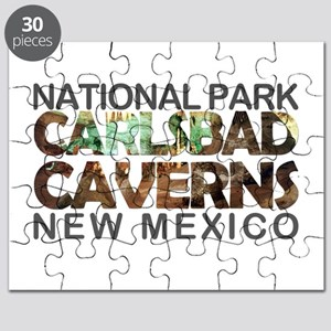 Carlsbad Caverns - New Mexico Puzzle