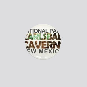 Carlsbad Caverns - New Mexico Mini Button