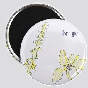 Thank you Agrimony blooms Magnets