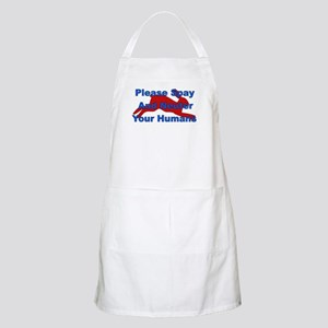 Overpopulation Bombs BBQ Apron