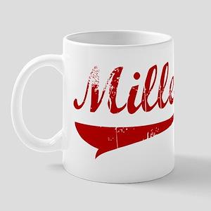 Miller (red vintage) Mug