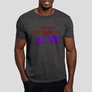 Overbreeding Dinosaurs Dark T-Shirt