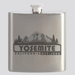 Yosemite - California Flask