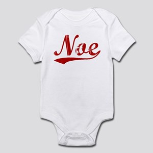 Noe (red vintage) Infant Bodysuit
