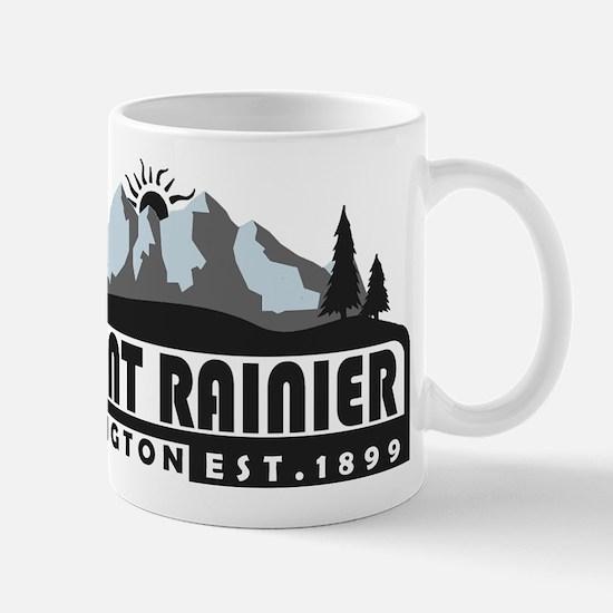 Mount Rainier - Washington Mugs