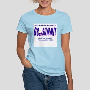 GSpot Summit Women's Pink T-Shirt