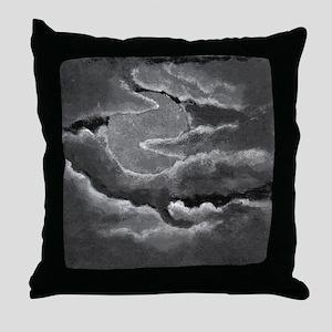 Dark Moon - Throw Pillow