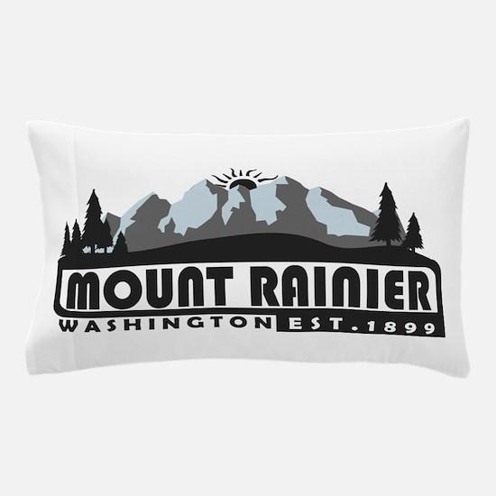 Mount Rainier - Washington Pillow Case