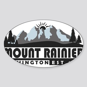 Mount Rainier - Washington Sticker