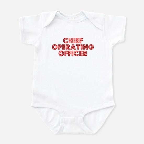 Retro Chief Opera.. (Red) Infant Bodysuit