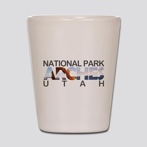 Arches - Utah Shot Glass