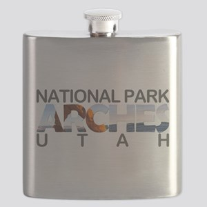 Arches - Utah Flask