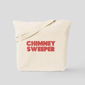 Retro Chimney-swe.. (Red) Tote Bag