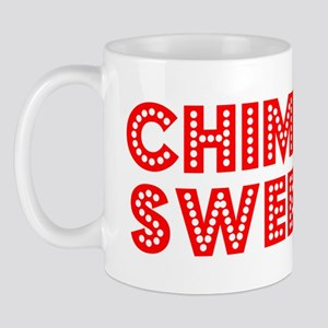 Retro Chimney-swe.. (Red) Mug