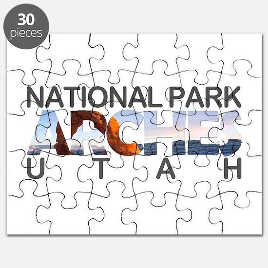 Arches - Utah Puzzle