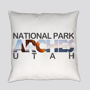 Arches - Utah Everyday Pillow