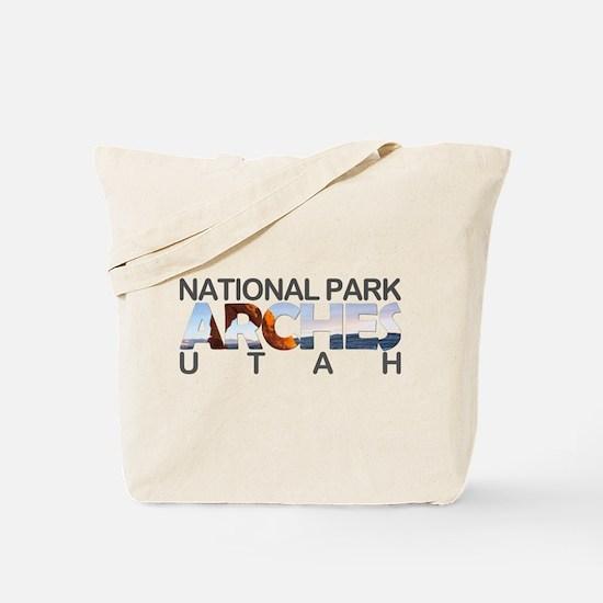 Arches - Utah Tote Bag
