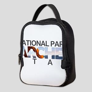 Arches - Utah Neoprene Lunch Bag