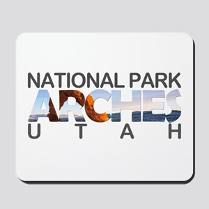 Arches - Utah Mousepad
