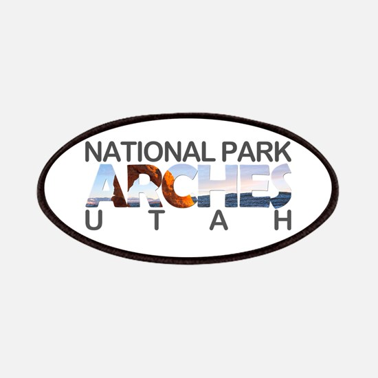 Arches - Utah Patch