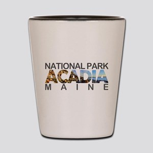 Acadia - Maine Shot Glass
