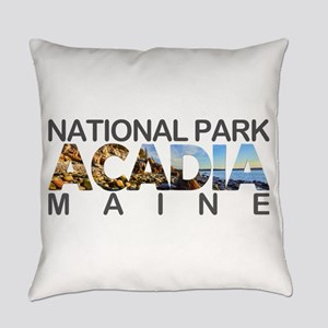 Acadia - Maine Everyday Pillow