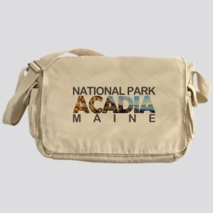 Acadia - Maine Messenger Bag