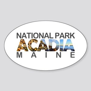 Acadia - Maine Sticker