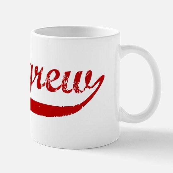 Pettigrew (red vintage) Mug