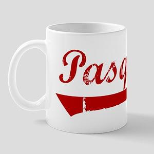 Pasquale (red vintage) Mug